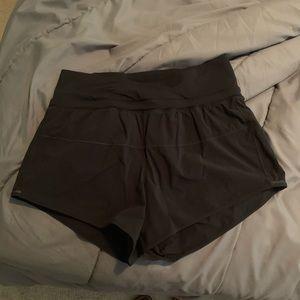 lululemon run stride shorts TRADED